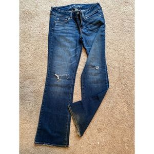 American Eagle Slim Boot Jeans
